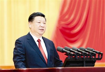 8月1日,庆祝中国人民解放军建军90周年大会在北京人民大会堂隆重举行。中共中央总书记、国家主席、中央军委主席习近平在大会上发表重要讲话。