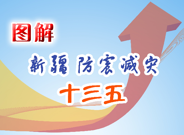 """图解""""新疆防震减灾十三五"""""""