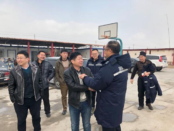 自治区地震局2018年访惠聚工作...