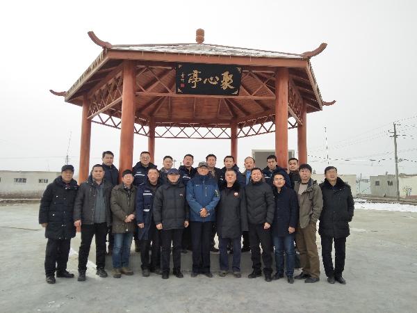 2018年访惠聚工作组按期入驻