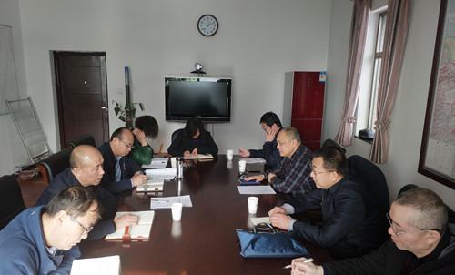 昌吉州地震局新任局长一行...