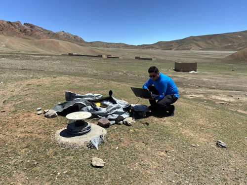 新疆地震测绘研究院圆满完...